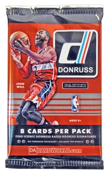 2014/15 Panini Donruss Basketball Hobby Pack