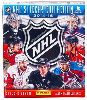2014/15 Panini NHL Hockey Sticker Album