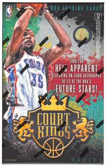 2014/15 Panini Court Kings Basketball Hobby Box