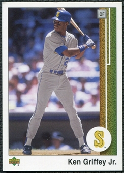 2009 Upper Deck 1989 Design #801 Ken Griffey Jr.