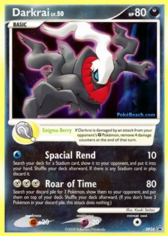 Pokemon Diamond & Pearl Single Darkrai DP24