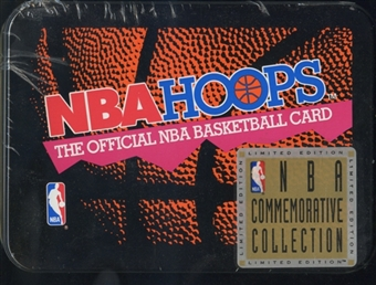 1991/92 Hoops Basketball Tin Set