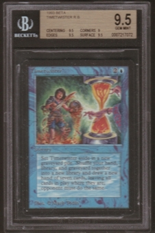 Magic the Gathering Beta Single Timetwister BGS 9.5