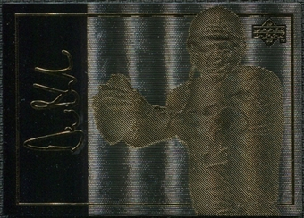 1993 Upper Deck 24K Gold #4 Drew Bledsoe