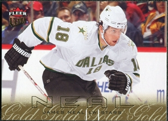 2009/10 Fleer Ultra Gold Medallion #50 James Neal