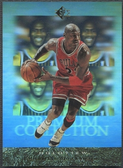 1996/97 SP Holoviews #PC5 Michael Jordan