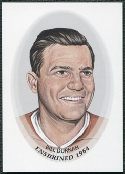 2010/11 In the Game ITG Enshrined #21 Bill Durnan /175