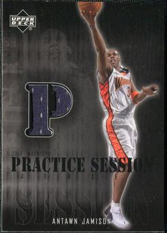 2002/03 Upper Deck Practice Session Jerseys #AJPS Antawn Jamison