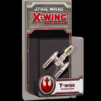 Star Wars X-Wing Miniatures Game: Y-Wing Expansion Box