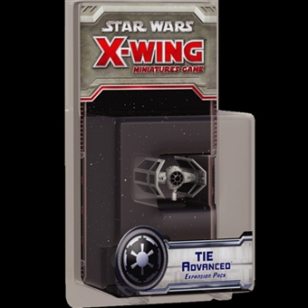 Star Wars X-Wing Miniatures Game: TIE Advanced Expansion Box