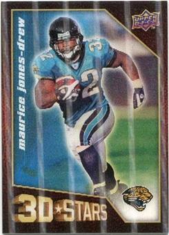 2009 Upper Deck 3D Stars #3D23 Maurice Jones-Drew
