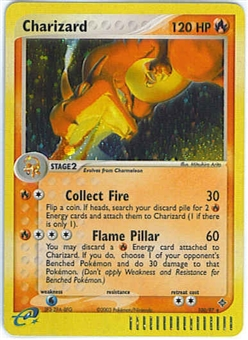 Pokemon Dragon Single Charizard 100/97