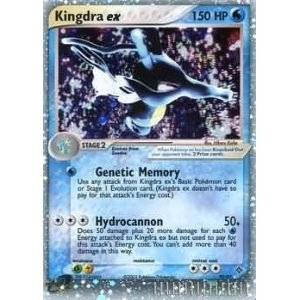 Pokemon Dragon Single Kingdra ex 92/97