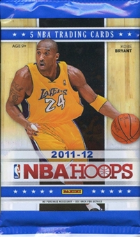 2011/12 Panini Hoops Basketball Retail 36-Pack Lot
