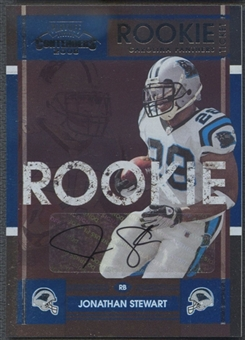 2008 Playoff Contenders #154A Jonathan Stewart Rookie Auto