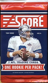 2011 Score Football Retail Pack