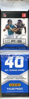 2011 Panini Rookies & Stars Football Rack Pack Lot (24 Packs)