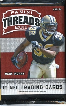 2011 Panini Threads Football Retail Pack