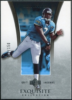 2005 Upper Deck Exquisite Collection #20 Byron Leftwich /150
