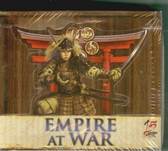 AEG Legend of the Five Rings Empire At War Booster Box
