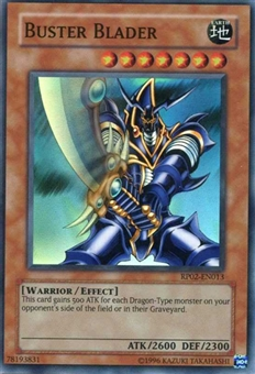 Yu-Gi-Oh Retro Pack 2 Single Buster Blader Super Rare