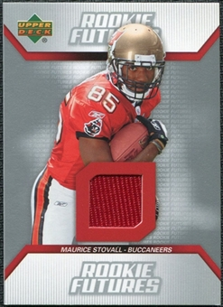 2006 Upper Deck Rookie Futures Jerseys #RFMS Maurice Stovall