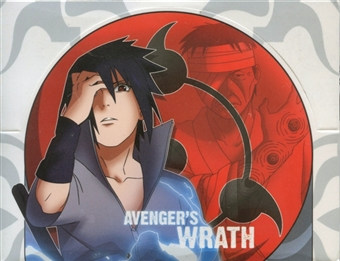 Naruto Avenger's Wrath Booster Box (Bandai)
