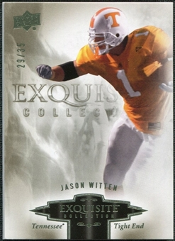 2010 Upper Deck Exquisite Collection #39 Jason Witten /35