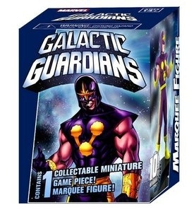 Marvel HeroClix Galactic Guardians Single Marquee Figure - Super Nova