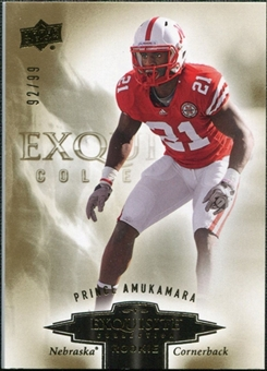 2010 Upper Deck Exquisite Collection Draft Picks #ERPA Prince Amukamara /99
