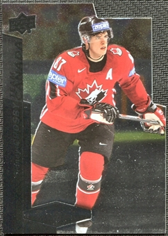 2010/11 Upper Deck Black Diamond Team Canada Die Cuts #TCSC Sidney Crosby