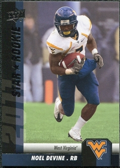 2011 Upper Deck #62 Noel Devine SP RC