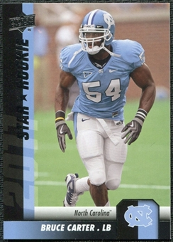 2011 Upper Deck #89 Bruce Carter SP RC