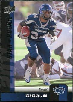 2011 Upper Deck #94 Vai Taua SP RC