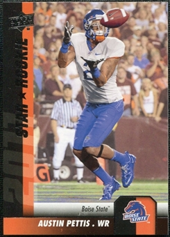 2011 Upper Deck #95 Austin Pettis SP RC