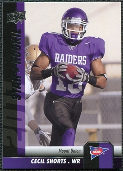 2011 Upper Deck #96 Cecil Shorts SP RC