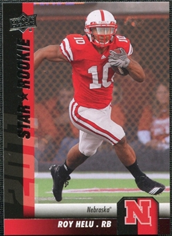 2011 Upper Deck #111 Roy Helu SP RC