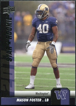 2011 Upper Deck #113 Mason Foster SP RC