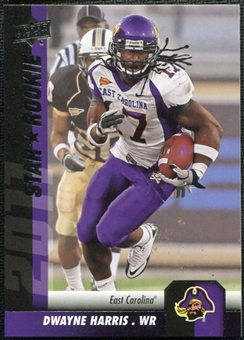 2011 Upper Deck #122 Dwayne Harris SP RC