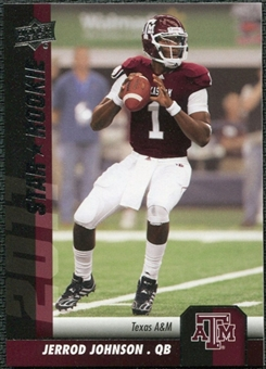 2011 Upper Deck #125 Jerrod Johnson SP RC