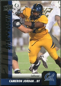 2011 Upper Deck #126 Cameron Jordan SP RC