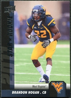 2011 Upper Deck #151 Brandon Hogan SP RC
