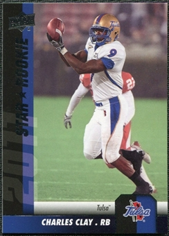 2011 Upper Deck #161 Charles Clay SP RC
