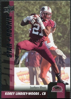 2011 Upper Deck #166 Korey Lindsey-Woods SP RC