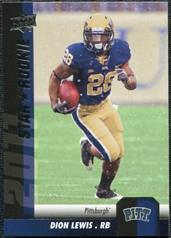 2011 Upper Deck #184 Dion Lewis SP RC