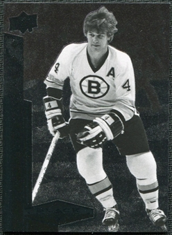2010/11 Upper Deck Black Diamond #182 Bobby Orr