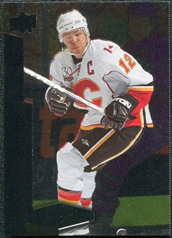 2010/11 Upper Deck Black Diamond #186 Jarome Iginla