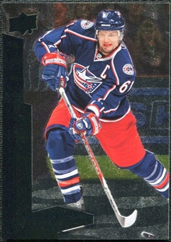 2010/11 Upper Deck Black Diamond #195 Rick Nash