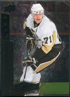 2010/11 Upper Deck Black Diamond #197 Evgeni Malkin