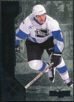 2011/12 Upper Deck Black Diamond #212 Teemu Selanne AS